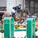 STEVE GUERDAT AND NINO DES BUISSONNETS - WINNER OF THE ROLEX GRAND PRIX ©ROLEX/KIT HOUGHTON