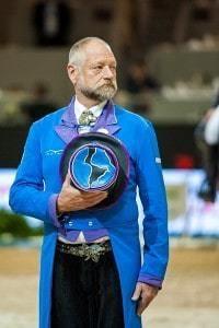 Ringmaster Pedro Cebulka (Archivbild)