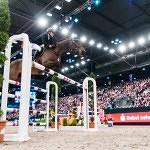 Krieg siegt im Longines FEI World Cup Jumping Leipzig