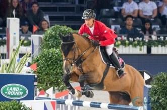 Pius Schwizer, Sieger im German Masters 2018 (Foto: Thomas Reiner, Archiv)
