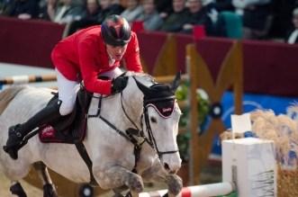Jan Sprehe mit Queentina, Foto: Hans-Joachim Reiner
