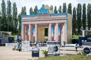 Das Brandenburger Tor - der Einritt
