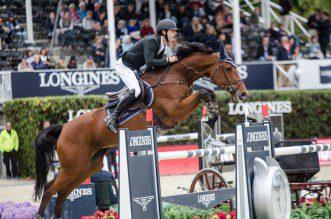Pieter Devos, Sieger im Großen Preis von Barcelona (Foto: Hans-Joachim Reiner)