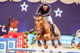 Markus Beerbaum: Rider of the Year 2017 (Foto: Silvia Reiner)