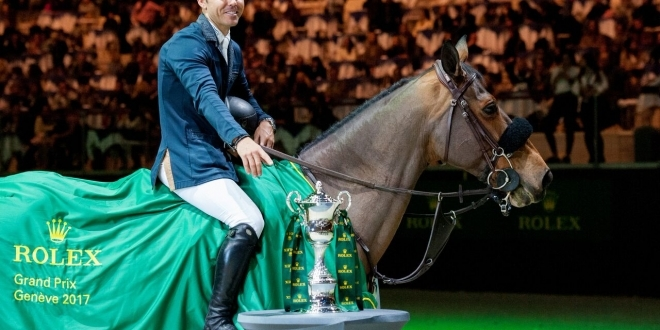 Kent Farrington (Foto: Thomas Reiner)