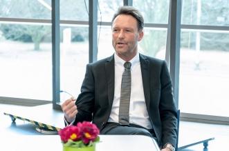 Axel Milkau im Pressegespräch (Foto:Hans-Joachim Reiner)