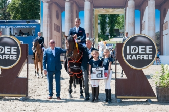 Siegerehrung Idee-Kaffee-Preis (Foto:Hans-Joachim Reiner)