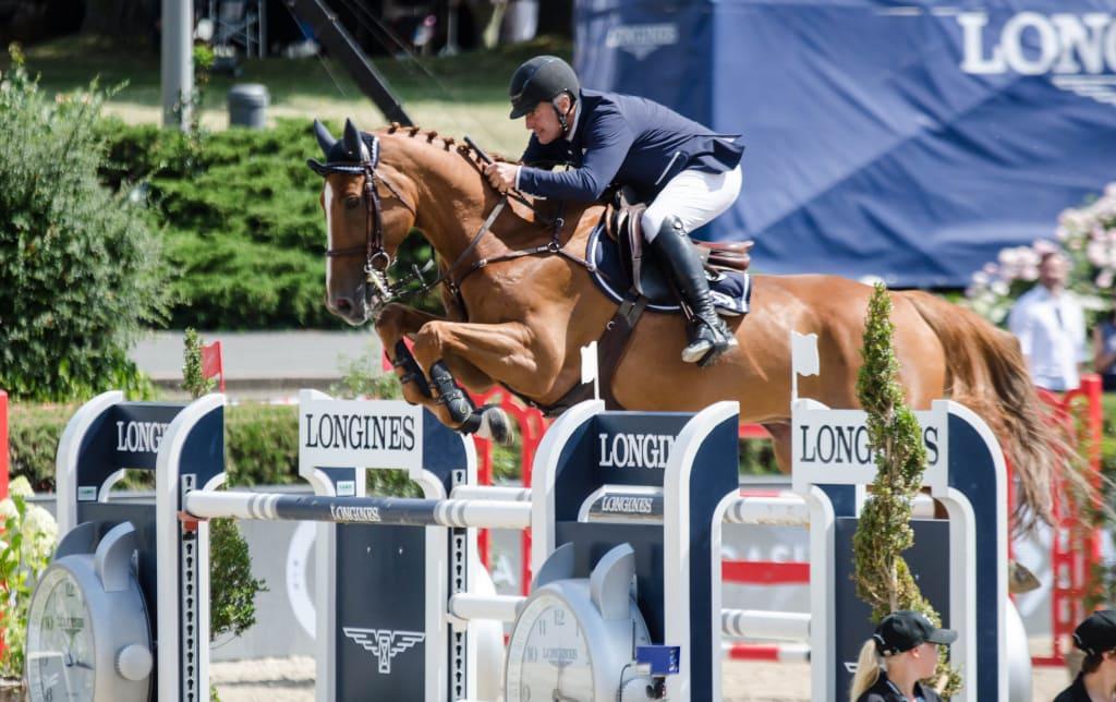 Roger Yves Bost, Chantilly Pegasus