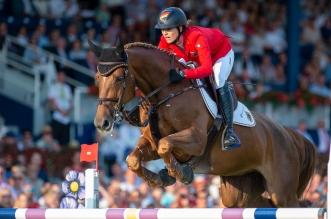 Simone Blum und DSP Alice sind Weltmeister (Foto:Thomas Reiner, Archiv)