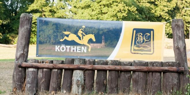 BHC Vielseitigkeitsturnier Köthen - 8. bis 9.September 2018