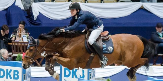 Edouard Schmitz -Sieger im Goldcup 2018 (Foto:Hans-Joachim Reiner)