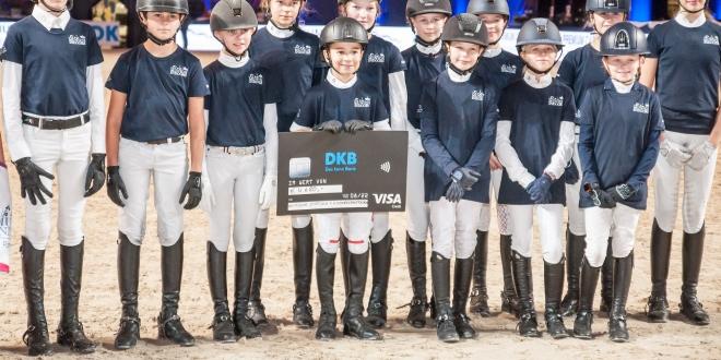 Ein Sieg für alle beim Pony-Cup der Premium Cars Rosenheim (Foto:Hans-Joachim Reiner)