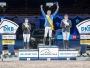 Christian Ahlmann, der Rider of the Year 2018 Platz 2 für Janne-Friederike Meyer-Zimmermann, Platz 3 für Andreas Kreuzer
