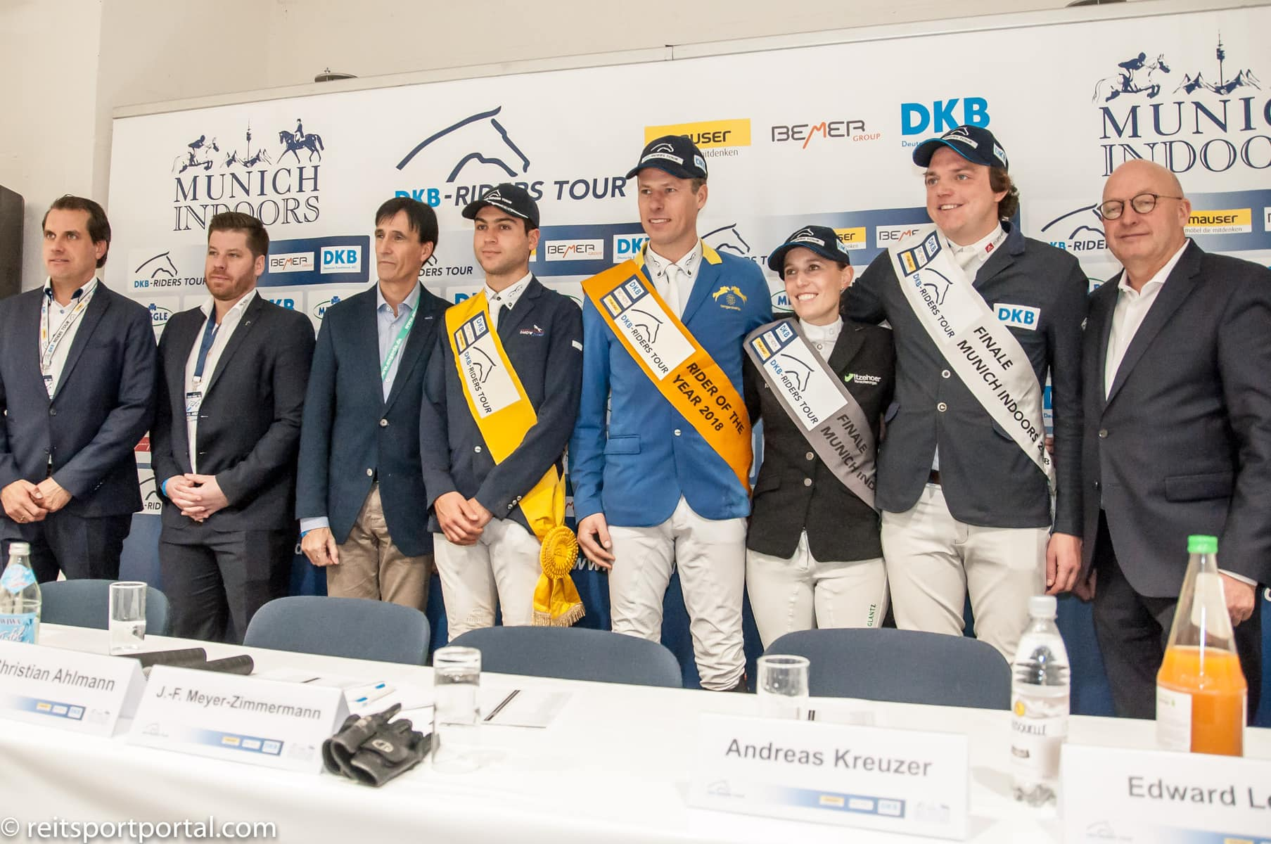 DKB-Riders Tour Pressekonferenz