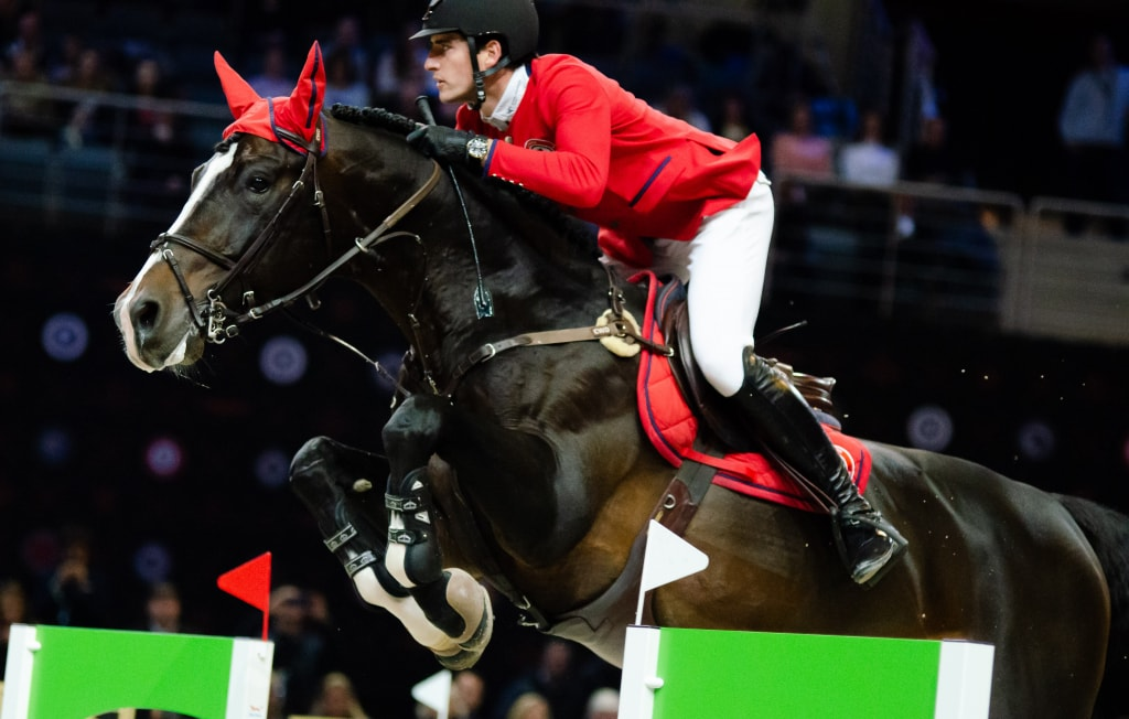 Nicola Philippaerts, H&M Chilli Willi