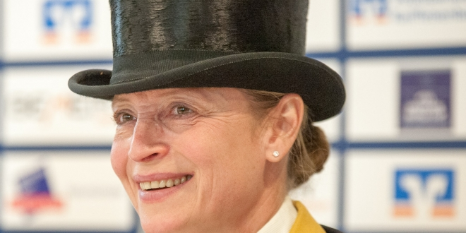 Isabell Werth (Foto: Hans-Joachim Reiner)