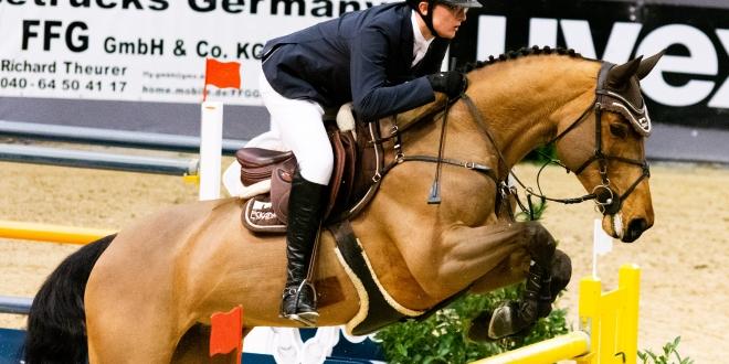 Max Haunhorst und Chaccara (Foto: SILVIA REINER)