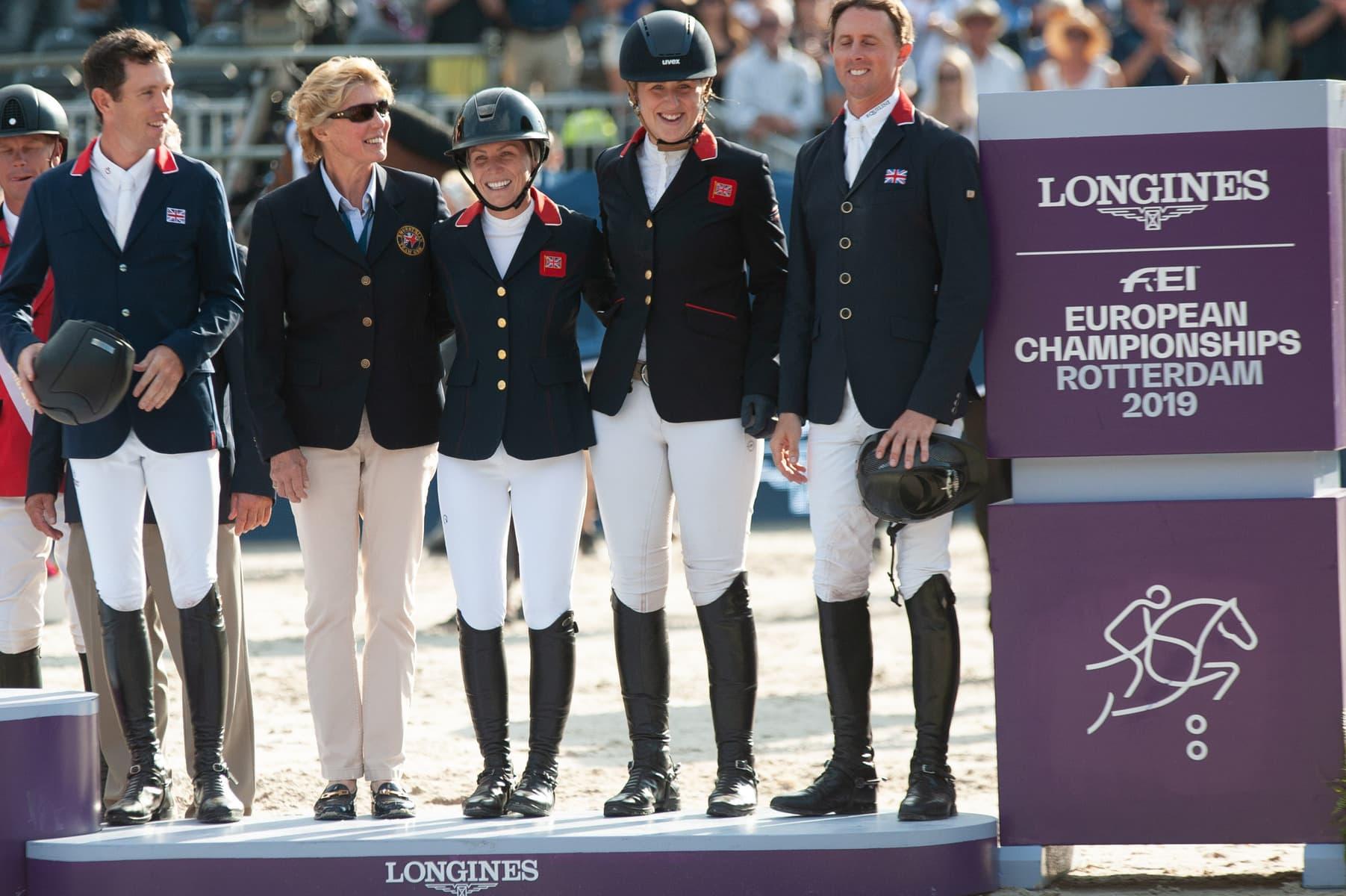 Team Großbritannien