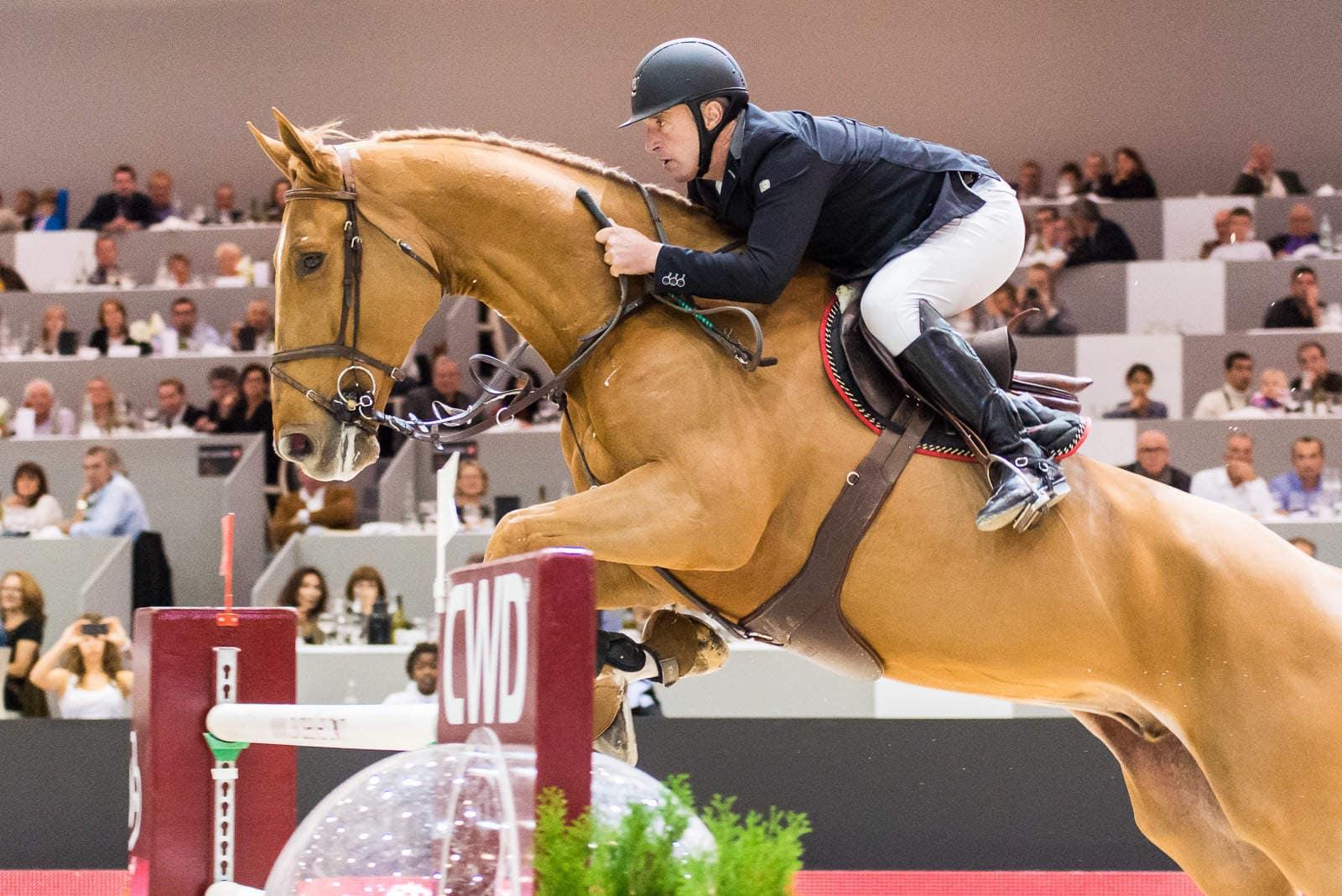 Roger Yvest Bost Credit Suisse Grand Prix 2015