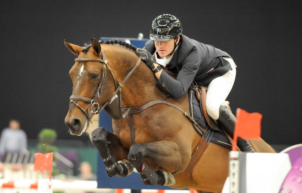 Longines FEI World Cup Jumping in Leipzig Qualifikation