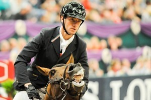 Gregory Wathelet der Gewinner der Qualifications zum Longines Worldcup