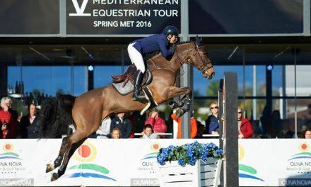 Laurent Guillet gewinnt Großen Preis in Oliva Nova