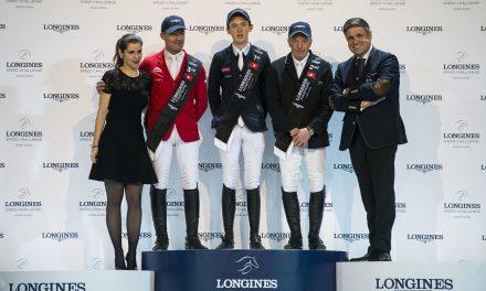 Longines Hongkong Masters 2016 – Airbus Trophy
