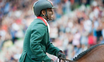 Abdelkebir Ouaddar und sein Wunderpferd