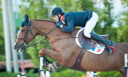 JUMPING  Bordeaux – Sieg für Kevin Staut