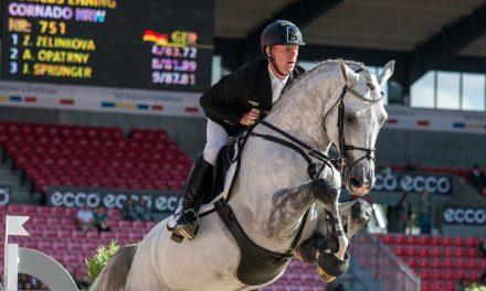 Rolex Grand Prix  in s'Hertogenbosch mit deutschem Doppelsieg