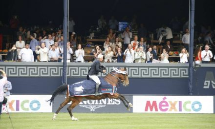 Longines Global Champions Tour – Premiere in Mexiko-City