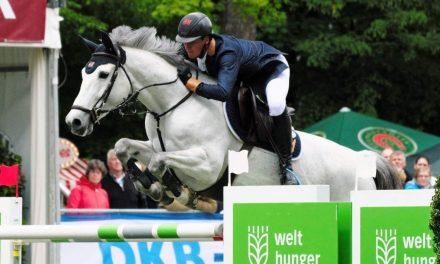 Sieg für Olivier Philippaerts im Preis der Familie Dyckerhoff