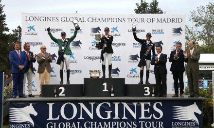 Grand Prix von Madrid für Marcus Ehning und Pret a Tout
