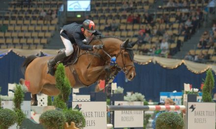 Munich Indoors – Großer Preis der Deutschen Kreditbank AG