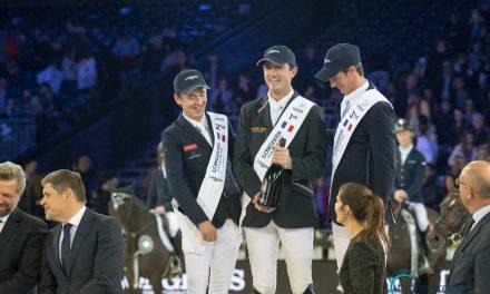 Sieg für Gregory Wathelet im LONGINES Grand Prix bei den LONGINES Masters Paris 2016