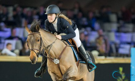 Mechelen 2016-FEI Ponies Jumping Trophy