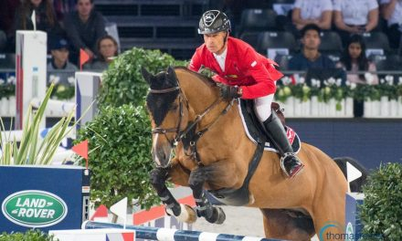 LONGINES Master Paris 2016 – Sieg für Pius Schwizer bei den MASTERS OPEN presented by Le Figaro