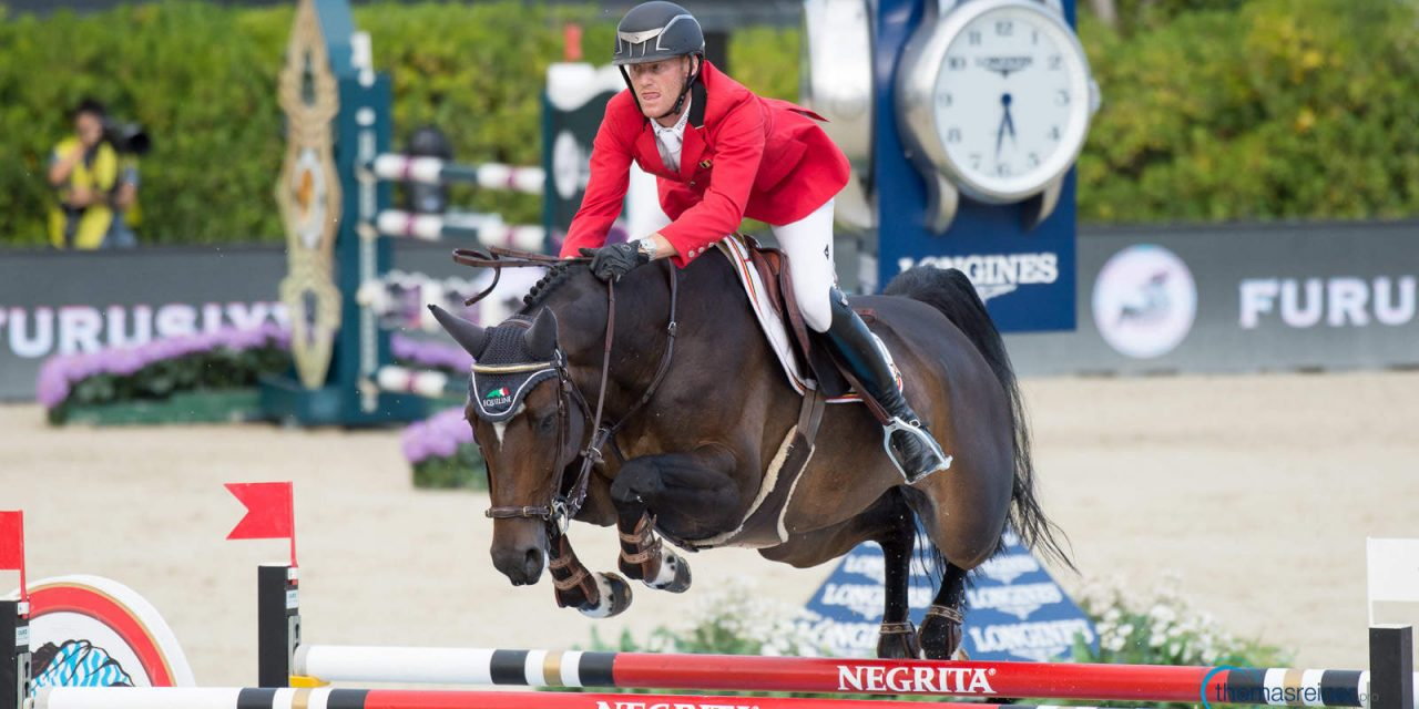 LONGINES FEI Jumping Nations Cup™ of Netherlands 2018 in Rotterdam