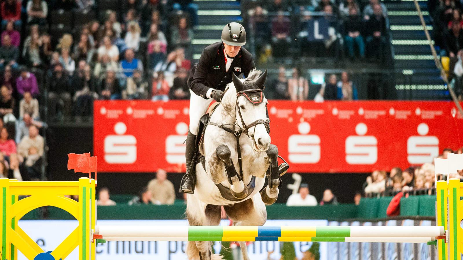 Andre Thieme ist der Sieger im Preis der Deutschen Kreditbank AG
