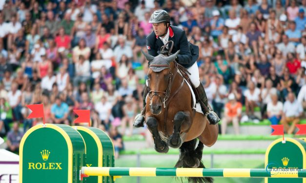 Sieg für Patrice Delaveau im Großen Preis von Amsterdam
