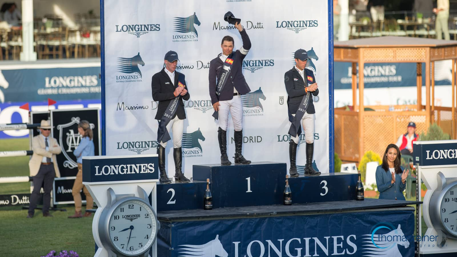 LONGINES Global Champions Tour 2017 – Grand Prix von Madrid
