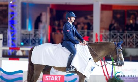 LONGINES Global Champions Tour of Cannes 2017 – 5* Springen am Freitagabend