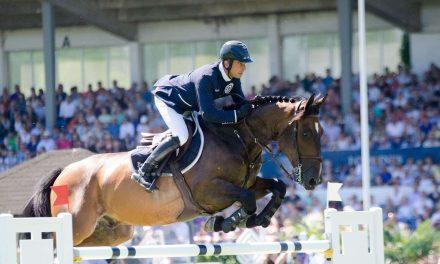 LONGINES Global Champions Tour Grand Prix of Doha : Ein überglücklicher Julien Epaillard