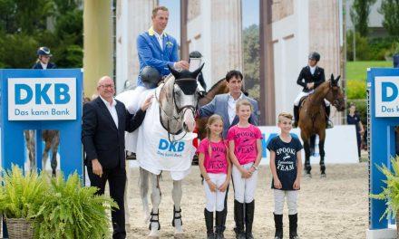 Global Jumping Berlin – Christian Ahlmann gewinnt das DKB-Championat