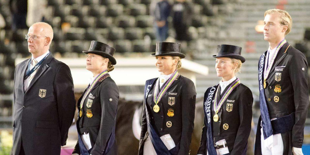 Grandioser Sieg für das deutsche Dressurteam in Göteborg