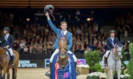 LONGINES FEI World Cup Jumping Lyon 2017 – Sieg für Simon Delestre