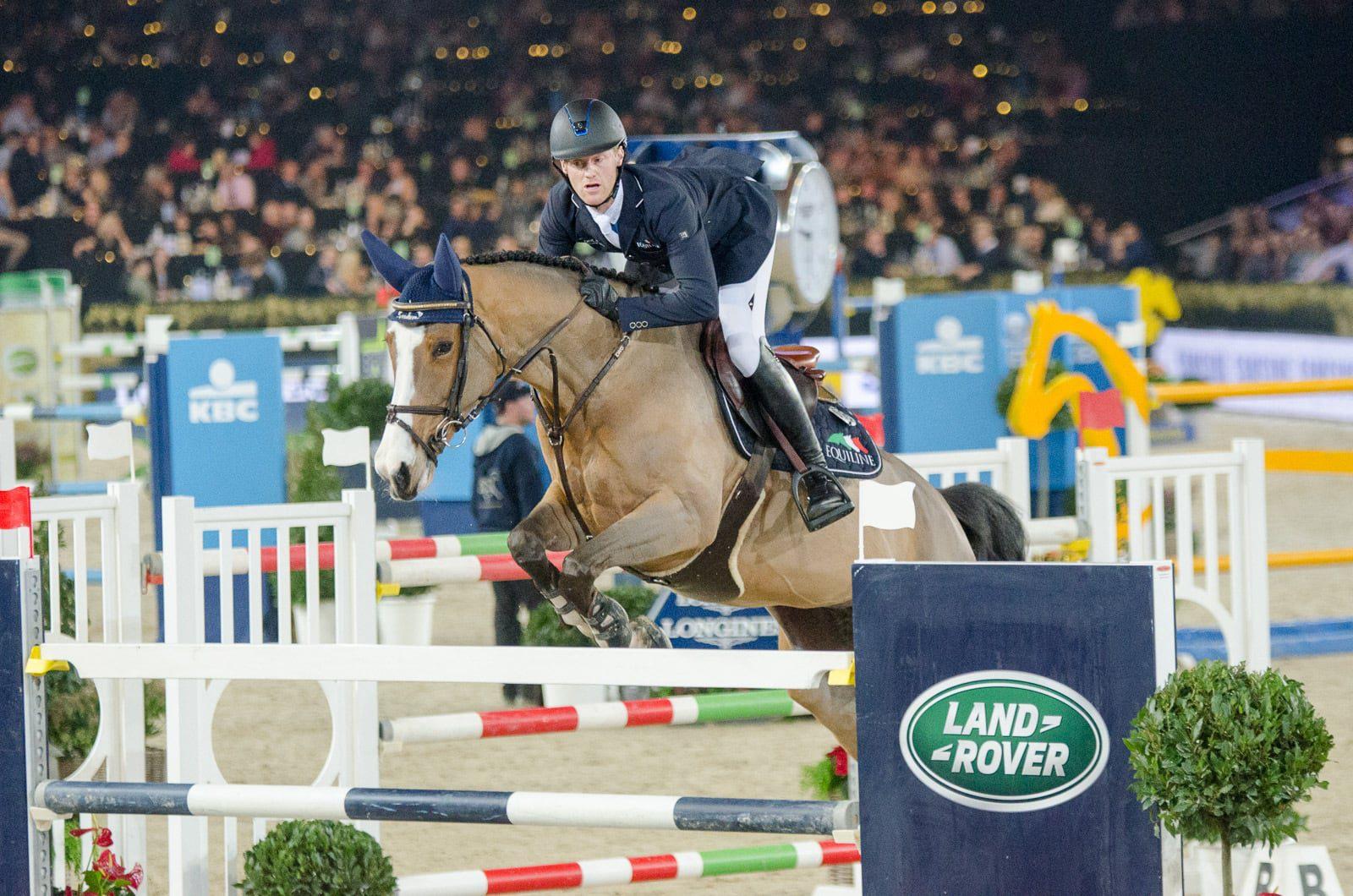 Jumping Mechelen – Niels Bruynseels  siegt im Grand Prix Sport Vlaandren