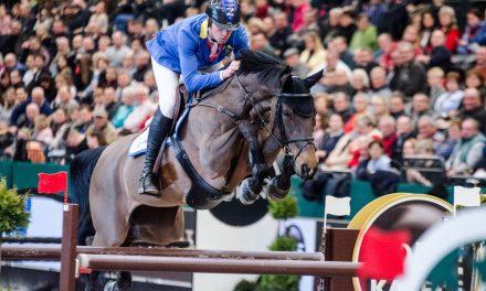 Christian Ahlmann siegt im Championat von Leipzig