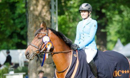 Preis der Familie Prof. Dr. Heicke Event Rider Masters Serie – Sieg für Ingrid Klimke