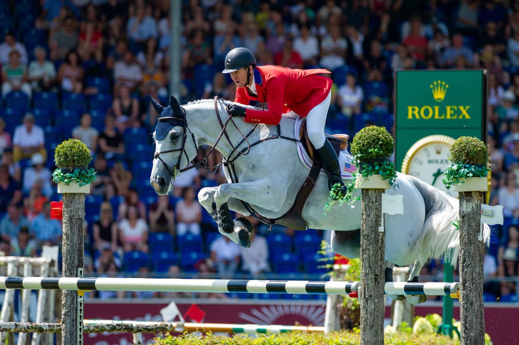 WM Tryon – Spannung bis zum letzten Reiter im Mannschaftsfinale